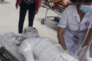 Nóng: Nổ lớn tại công ty nước ngoài, 4 người thương vong