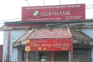Cướp ngân hàng Agribank ở Thái Bình: Hành trình phá án và chiêu đánh lạc hướng của nghi phạm