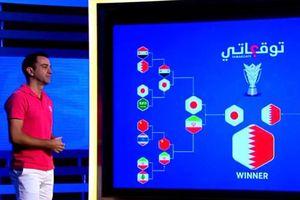 Xavi dự đoán Asian Cup 2019 đúng 'như thần'