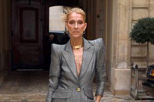 Celine Dion gầy trơ xương khiến nhiều người phải…. hoảng hốt