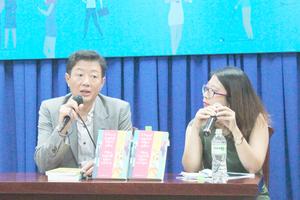 Giáo sư Hàn Quốc 'mách' SV Việt cách chọn công việc yêu thích