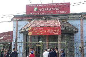 Nam công nhân cướp 200 triệu đồng 'nhanh như chớp' tại ngân hàng ở Thái Bình sa lưới