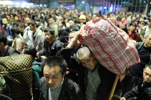 Trung Quốc bắt đầu cuộc đại di dân lớn nhất thế giới