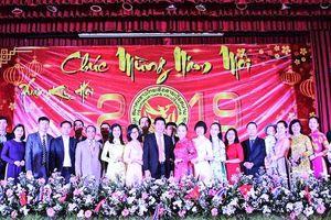 Cộng đồng người Việt tại Thái Lan tưng bừng đón Tết Cổ truyền