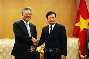 Tập đoàn Marubeni mong muốn tiếp tục đầu tư lâu dài tại Việt Nam