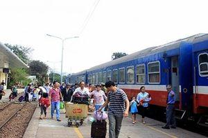 Cấm ô tô theo giờ đường Trần Văn Đang, Q.3 phục vụ lịch tàu Tết Ga Sài Gòn