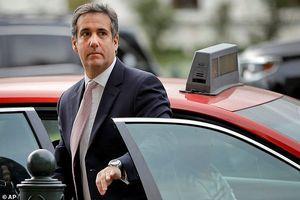 Cựu luật sư của Trump hoãn buổi điều trần trước Quốc hội