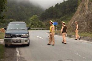 Phát hiện 13 lái xe dương tính với ma túy ở Lai Châu