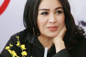 Diva Thanh Lam: 'Tôi không căng thẳng chuyện phải có một người chồng'