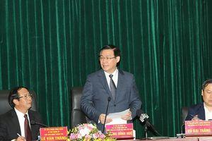 Hải Phòng kiến nghị lựa chọn thu hút FDI, thay thế hàng nhập khẩu