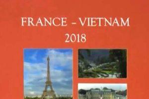 Ra mắt ấn phẩm đặc biệt kỷ niệm tình hữu nghị Pháp-Việt Nam