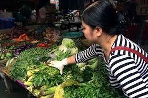 Rét kéo dài, rau xanh tăng giá