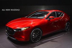 Mazda3 mới thêm dẫn động 4 bánh, giá từ 506 triệu đồng