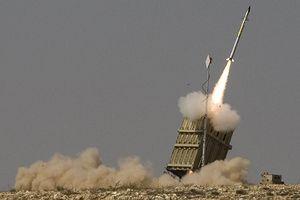 Lo sợ Syria tấn công bất ngờ, hệ thống Iron Dome có mặt ngay ở thủ đô Israel