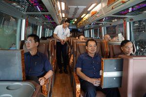 Mở tuyến xe buýt 5 sao Tân Sơn Nhất - Vũng Tàu