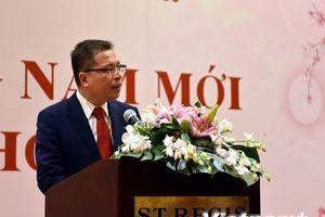 Đại sứ quán Việt Nam tại Trung Quốc tổ chức Tết Cộng đồng 2019
