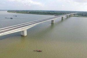 Khánh thành cầu Hưng Hà thông đường nối hai cao tốc lớn