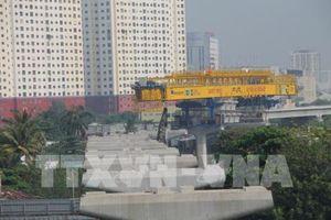 Phấn đấu đạt 80% khối lượng toàn dự án tuyến metro Bến Thành – Suối Tiên