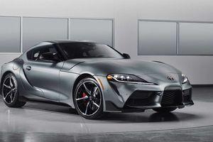 Ngắm xe thể thao Toyota Supra đẹp long lanh giá gần 50 tỷ đồng