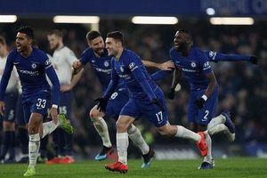 Hạ Tottenham trên chấm 11m, Chelsea vào chung kết League Cup
