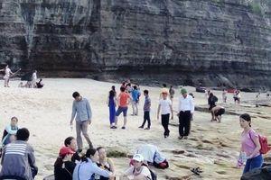 Công viên địa chất Lý Sơn: Đòn bẩy phát triển du lịch Quảng Ngãi