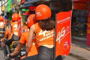 4G của Vietnamobile đã phủ sóng toàn miền Nam