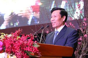 Bộ trưởng Nguyễn Ngọc Thiện gặp mặt, chúc tết lão thành cách mạng, đội ngũ trí thức từng công tác tại Bộ