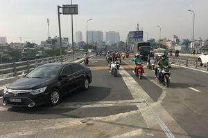 Hoàn thành mở rộng cầu Nguyễn Tri Phương trước ba tháng