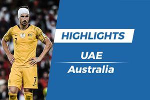 Highlights Asian Cup 2019: UAE 1-0 Australia