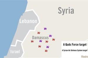 Syria đe dọa sẽ tấn công sân bay Tel Aviv, nếu...