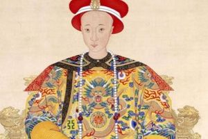 Hoàng đế ham ăn chơi mắc bệnh tình dục, bị mẹ ép chết trong tức tưởi