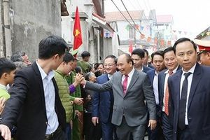 Thủ tướng: Hưng Yên cần phát huy truyền thống 'thứ nhất Kinh kỳ, thứ nhì Phố Hiến'