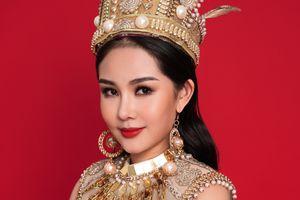 Lê Âu Ngân Anh vào thẳng Top 6 'Hoa hậu Liên lục địa 2018'