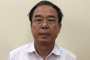 Cựu Phó Chủ tịch UBND TPHCM Nguyễn Thành Tài tiếp tục bị khởi tố