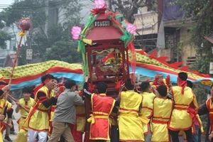 Độc đáo lễ hội rước nước truyền thống ở Khoái Châu - Hưng Yên