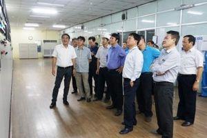 Công ty kính nổi Viglacera chuyển đổi sang sử dụng 100% Nhiên liệu sạch