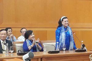 Nghệ sĩ TP.HCM kiến nghị gì với Chủ tịch Quốc hội Kim Ngân?