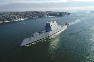 Siêu hạm 4 tỷ USD của Mỹ không có đạn để bắn