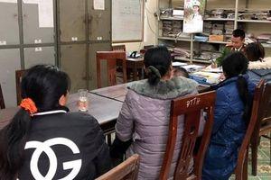 Tiếp nhận bốn phụ nữ qua Trung Quốc bán bào thai gặp nạn