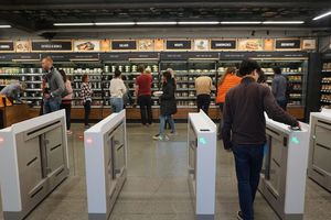 Nhiều công ty 'bắt chước' cửa hàng hiện đại Amazon Go