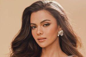 Nhan sắc nữ thần của tân 'Hoa hậu Liên lục địa'