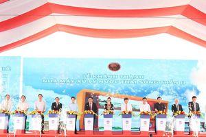 Khánh thành nhà máy xử lý nước thải KCN Sóng Thần 2: Niềm vui chung của mọi người, mọi nhà