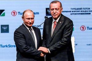 Ukraine coi Dòng chảy Thổ Nhĩ Kỳ nguy hiểm hơn cả Dòng chảy phương Bắc-2