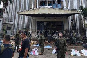 Chính phủ Philippines thề tiêu diệt các phần tử khủng bố đánh bom nhà thờ