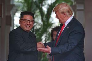 Những quân bài Mỹ có thể 'chơi' trong cuộc gặp thượng đỉnh với Triều Tiên