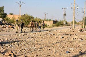 Dân quân người Kurd bẻ gãy cuộc phản công, diệt hàng chục tay súng IS ở Deir Ezzor