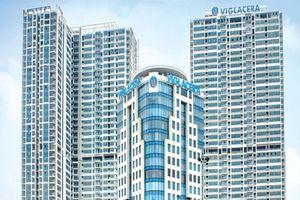 Doanh thu và lợi nhuận Viglacera giảm