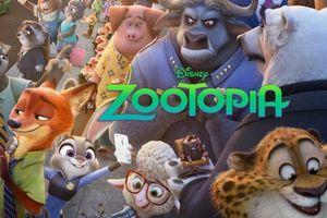 Disney Land Thượng Hải sẽ xây dựng 'thành phố động vật' Zootopia đầu tiên trên thế giới