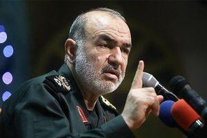 Chỉ huy vệ binh Iran muốn xóa sổ Israel khỏi bản đồ chính trị