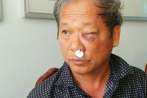 Vụ phóng viên VTV bị đánh: Tạm giữ một đối tượng